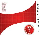 blood donation background...   Shutterstock .eps vector #151352327