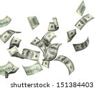 symbol of wealth and success    ... | Shutterstock . vector #151384403