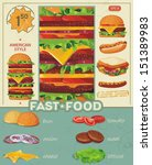 retro design with ingredients...   Shutterstock .eps vector #151389983