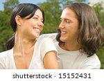 young happy attractive couple... | Shutterstock . vector #15152431