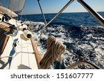 Sailing Yacht Race
