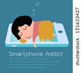 resumen,adicto,adicción,arte,dormido,cama,dibujos animados,niño,comunicación,espacio de la copia,soñando,chica,vete a dormir,abrazo,humor