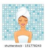 vector illustration of young... | Shutterstock .eps vector #151778243