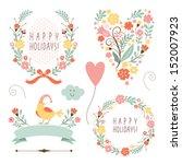 aniversario,artística,fondo,hermosa,ave,cumpleaños,bloom,frontera,ramo,tarjeta,dibujos animados,celebración,galería de imágenes,imágenes prediseñadas,color