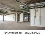 interior of building under...   Shutterstock . vector #152053427