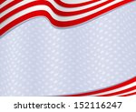 fourth of july background... | Shutterstock .eps vector #152116247