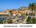 view of camara de lobos town... | Shutterstock . vector #152162843