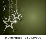 christmas background. holiday... | Shutterstock .eps vector #152429903