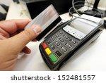 credit card internet shopping | Shutterstock . vector #152481557