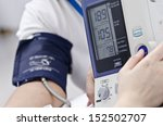 blood pressure. | Shutterstock . vector #152502707