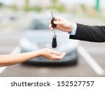 transportation and ownership... | Shutterstock . vector #152527757
