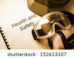register with goggles ... | Shutterstock . vector #152613107