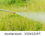 Spray Weeding