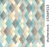 seamless raster geometric... | Shutterstock . vector #152669213