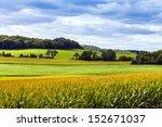 american countryside | Shutterstock . vector #152671037