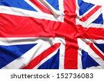 uk  british flag  union jack | Shutterstock . vector #152736083