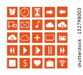 vector flat icons