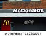 toronto  canada   july 23 ...   Shutterstock . vector #152860097