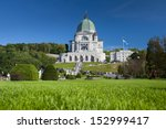 saint joseph's oratory of mount ... | Shutterstock . vector #152999417