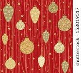 red stripy seamless pattern... | Shutterstock .eps vector #153019517