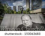 Sir Winston Churchill Memorial...