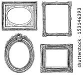 old frames | Shutterstock . vector #153146393