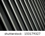 gray diagonal regular striped... | Shutterstock . vector #153179327