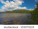 Small photo of Mount Katahdin, Baxter State Park, Maine