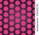 vector   seamless patterned... | Shutterstock .eps vector #153422747