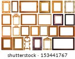 Set Of Vintage Gold Picture...