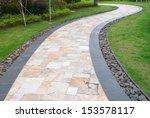 pathway   Shutterstock . vector #153578117