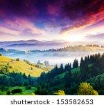 Majestic Mountain Landscape...