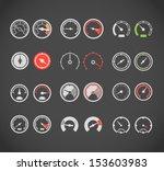 different slyles of... | Shutterstock .eps vector #153603983
