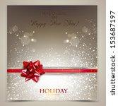 elegant holiday background with ...