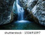 Millomeri Waterfalls In Platre...