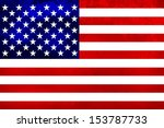 usa flag | Shutterstock . vector #153787733
