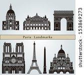arquitetura,preto,fundo azul,construção,cidade,paisagem urbana,destino,europa,frança,ícone,ilustração,isolado,marco,metrópole,monumentos