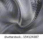 Abstract Metallic Architectura...
