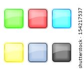 set of color apps icons in... | Shutterstock . vector #154217537