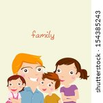 family | Shutterstock .eps vector #154385243