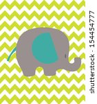 adorable,animal,baby,background,cartoon,chevron,chevron pattern,child,color,colorful,cute,decoration,design,elephant,flower