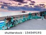 The Old Derelict West Pier In...