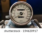 Motorcycle Tachometer With...