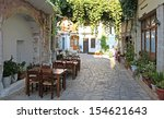 panormo  greece   september 8 ... | Shutterstock . vector #154621643