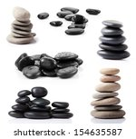 Collection Of Spa Stones...