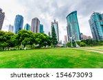 shanghai  china  modern...   Shutterstock . vector #154673093