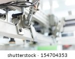 pneumatic systems  automatic ... | Shutterstock . vector #154704353
