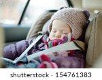 Sweet Toddler Girl Sleeping...