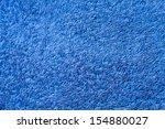 Rough Blue Towel Seamless...