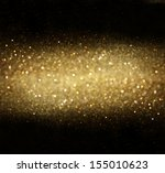 golden background of defocused... | Shutterstock . vector #155010623